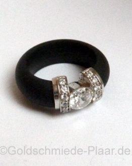 Ring aus Kautschuk