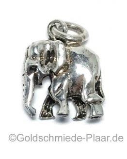 Kettenanhänger Elefant
