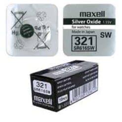 Maxell 321