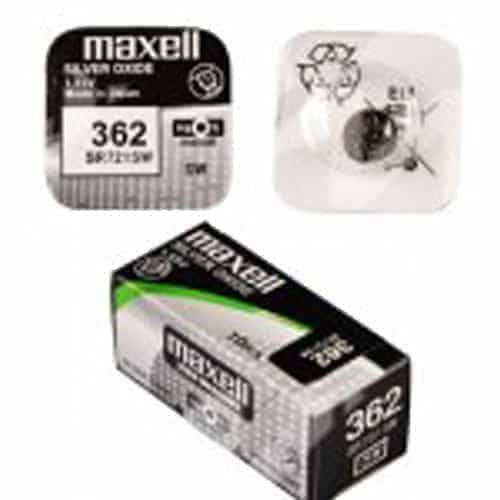 Maxell 362