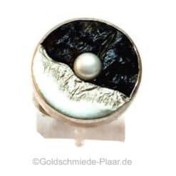 Silber-Ring mit Kokosnuss 2