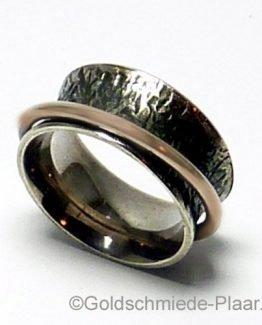 Rollring-Silber-geschwärzt2-rotgold