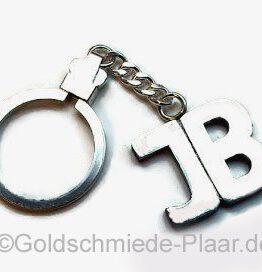 Schlüsselring mit Initialen